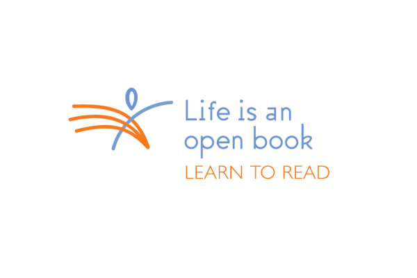 Life is an Open Book Brand Identity